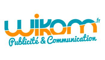 logo Studio WIKOM agence de communication